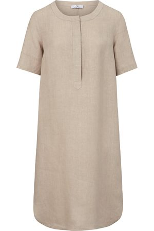 Peter Hahn Dress in 100% linen size: 14