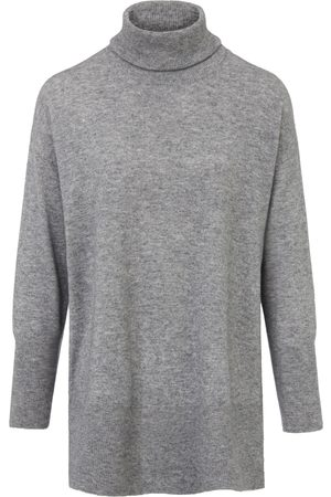 include Roll-neck jumper in wool and cashmere size: 12