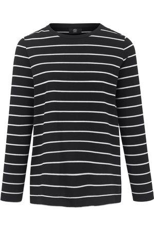 Bogner Striped round neck top multicoloured size: 10