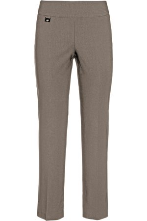 Lisette L. Ankle-length shaping trousers size: 8