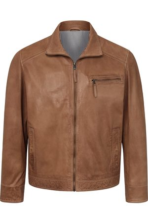 Peter Hahn Leather jacket size: 38