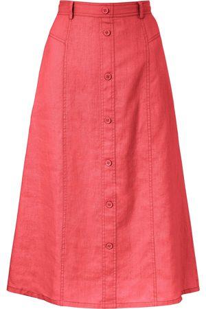 Peter Hahn Skirt in 100% linen size: 10s