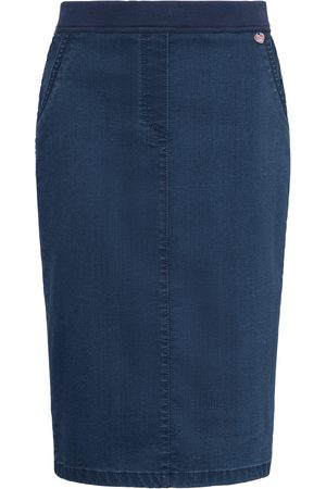 Toni Pull-on skirt denim size: 10