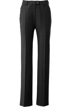 Brax Flannel trousers NANCY Pro Form Slim size: 14s