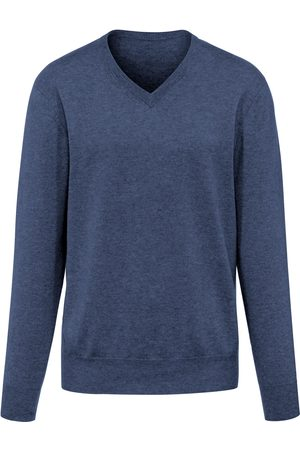 Peter Hahn V neck pullover in Pure cashmere in premium qualit size: 36