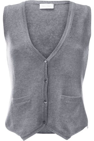 Peter Hahn Knitted waistcoat in 100% new milled wool size: 10