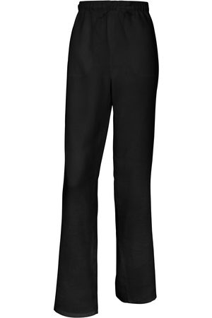 Peter Hahn Pull-on trousers Cornelia fit in 100% linen size: 18s