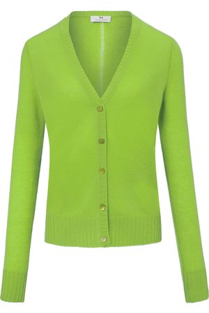 Peter Hahn Cardigan in 100% cashmere size: 10