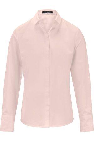 Fadenmeister Berlin Blouse in 100% Swiss Cotton pale size: 10
