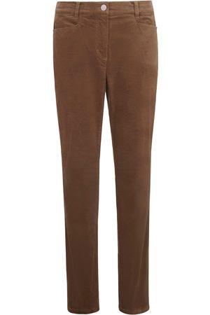 Peter Hahn Velvet trousers Barbara fit size: 12s