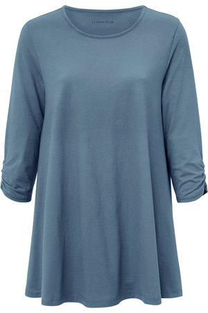 Green Cotton Long top in 100% cotton size: 12
