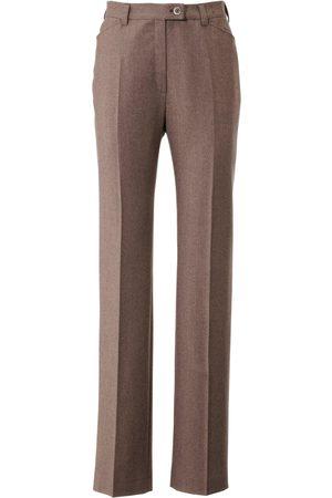 Brax Flannel trousers NANCY Pro Form Slim multicoloured size: 10s