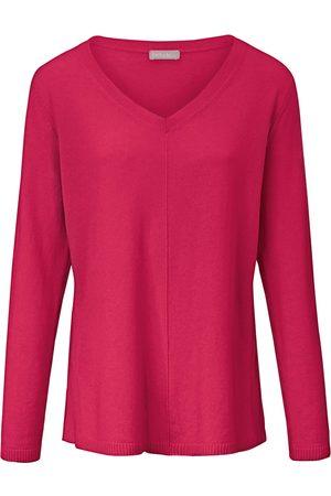 include Pullover in Pure cashmere in premium quality bright size: 10