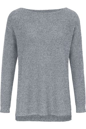 Peter Hahn Round neck jumper in 100% SUPIMA® cotton size: 14