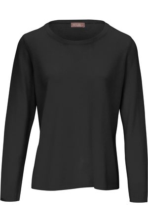 include Subtly tailored round neck jumper size: 16