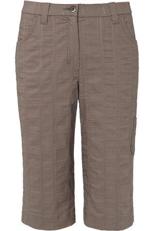Kj Women Bermudas - Bermuda shorts Wash & Go belt loops size: 14s