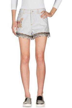 AMEN DENIM - Denim shorts