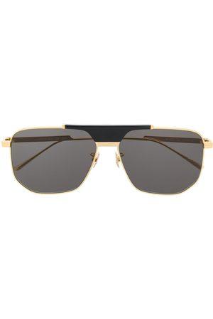 Bottega Veneta Men Sunglasses - Square frame sunglasses