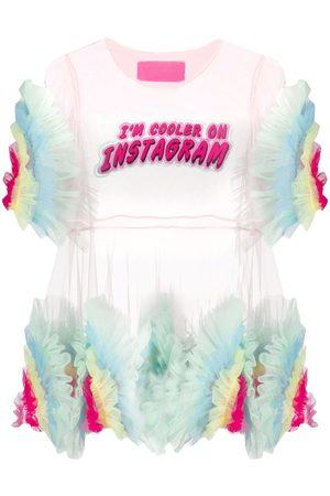 Viktor & Rolf Women Blouses - I'm Cooler On Instagram tulle blouse