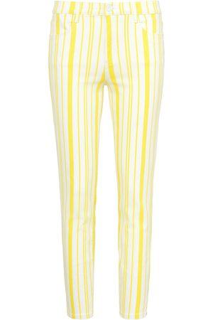 Brax Ankle-length skinny jeans design Shakira S multicoloured size: 10s