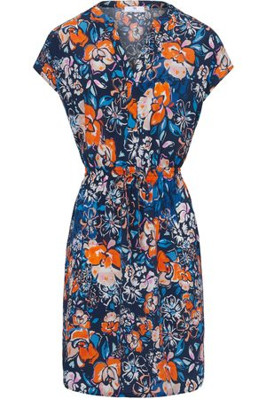 Peter Hahn Summer dress drop shoulder multicoloured size: 12
