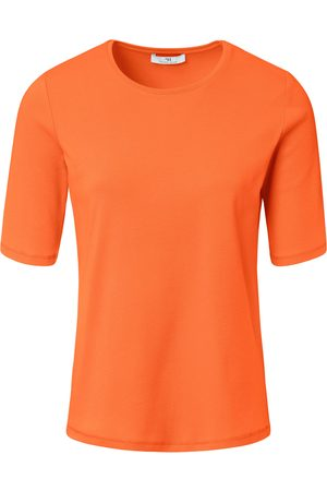 Peter Hahn Round neck top in 100% cotton size: 12