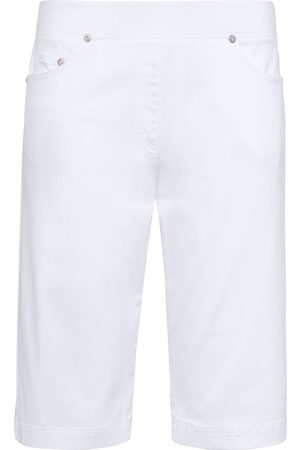 Brax ProForm Slim pull-on Bermuda shorts size: 10