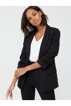 Very Ultimate Ruched Sleeve Blazer