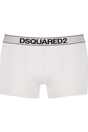 Dsquared2 Logo Cotton Jersey Boxer Briefs