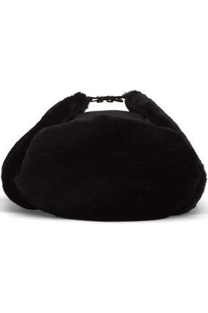 Prada Textured pull-on hat