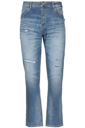 BRIAN DALES & LTB DENIM - Denim trousers