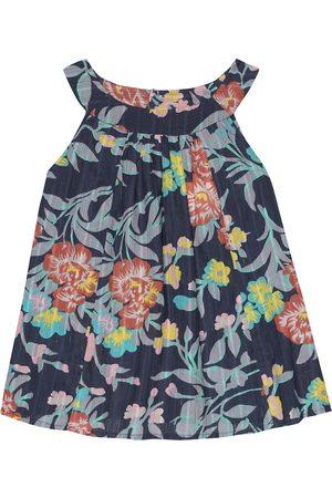 BONPOINT Nimi floral cotton top