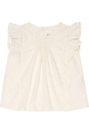 BONPOINT Nilunes cotton-blend top