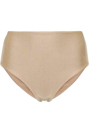 Jade Swim Exclusive to Mytheresa – Bound high-rise bikini bottoms