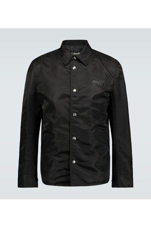 JUNYA WATANABE Schott x nylon jacket