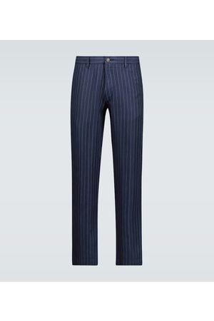 Polo Ralph Lauren Pinstriped slim-fit pants