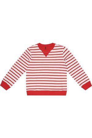 Brunello Cucinelli Striped cotton sweatshirt