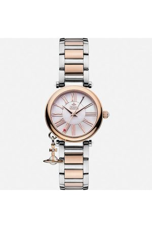 Vivienne Westwood Women's Mother Orb Watch - /Gold