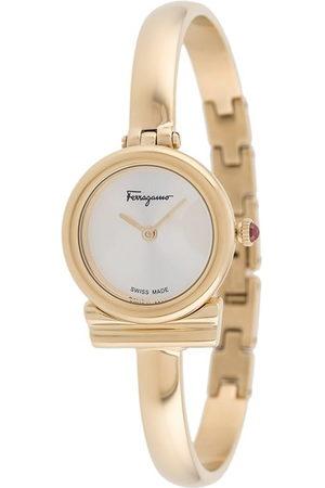 Salvatore Ferragamo Gancini 22mm bangle watch