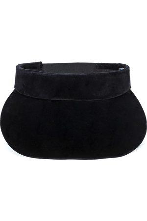 Prada Velvet visor
