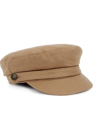 Christys' London Women Hats - Bretton Camel Wool Cap