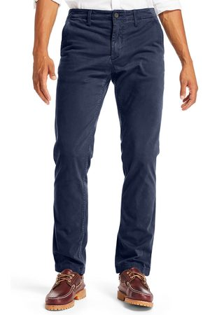 Timberland Men Chinos - Squam lake ultra stretch chinos for men in navy, size 28x34