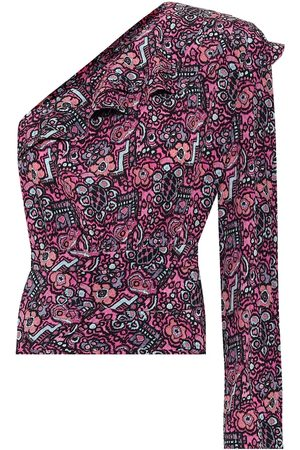 Isabel Marant Exclusive to Mytheresa – Rafiki stretch-silk top