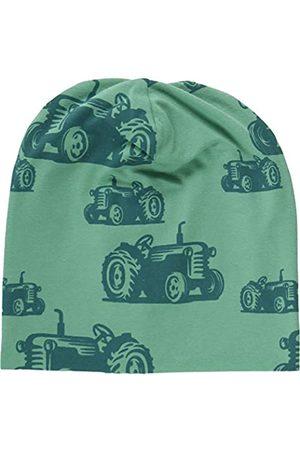 Green Cotton Baby Boys' Farming Beanie Hat