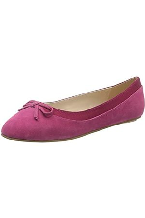 Buffalo Women's ANNELIE Closed Toe Ballet Flats