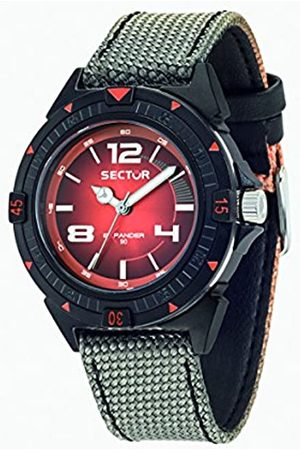 Sector No Limits Expander 90 Men's Quartz Watch with Dial Analogue Display and Nylon Strap R3251197034