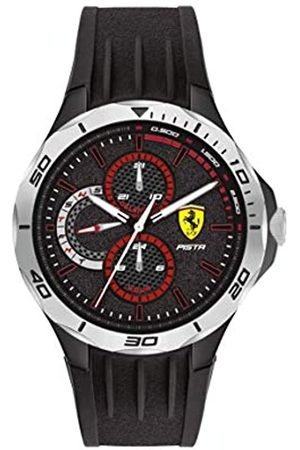 Scuderia Ferrari Men's Analogue Quartz Watch with Silicone Strap 0830722