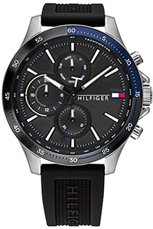 Tommy Hilfiger Men's Analogue Quartz Watch with Silicone Strap 1791724