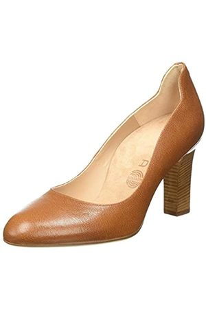 unisa Women's Ulisa_gcr Closed-Toe Pumps, (Saddle Saddle)