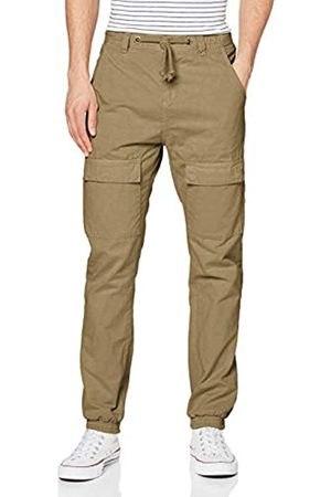 Urban Classics Men's Front Pocket Cargo Hose Jogging Pants Dress